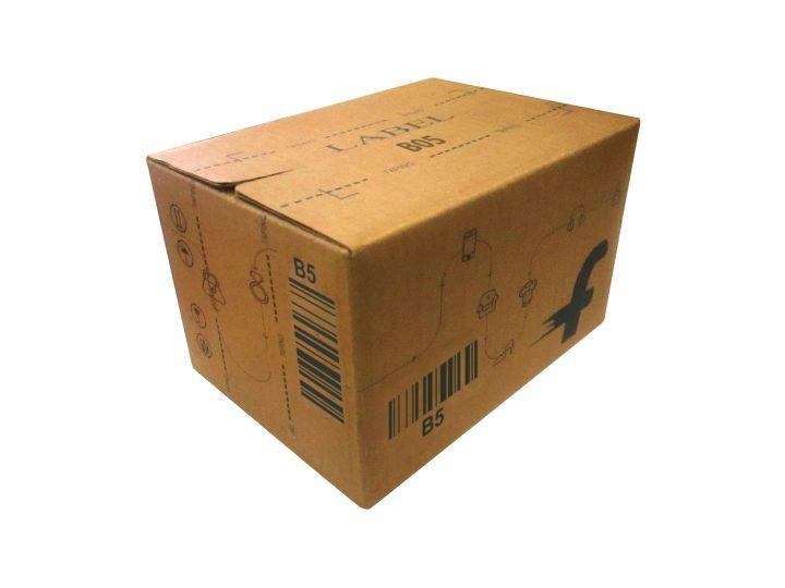 Flipkart Brown Corrugated Boxes