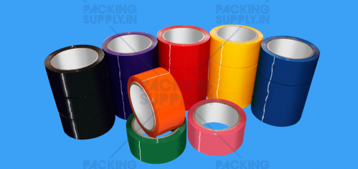 BOPP Color Adhesive Packing Tapes