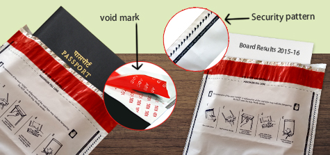 Secure Shipping Mailers