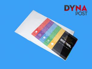 Single Side Transparent Envelopes