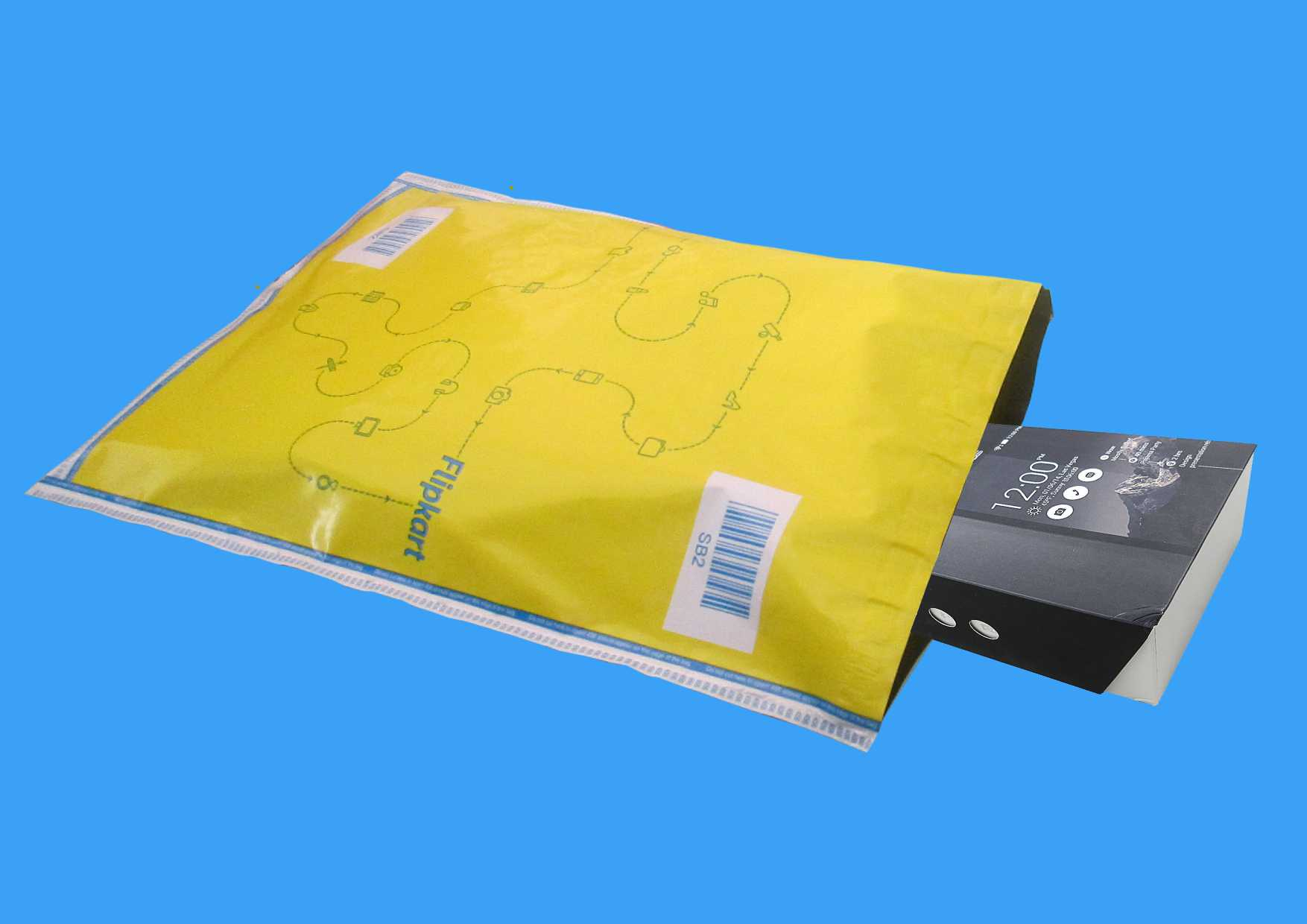 Flipkart Security Envelope- Packaging Material Online