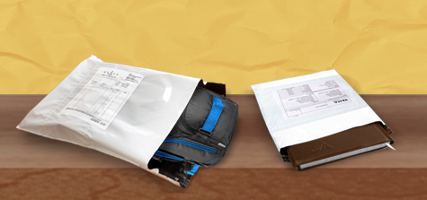 Tamper Proof Courier Mailing Bags