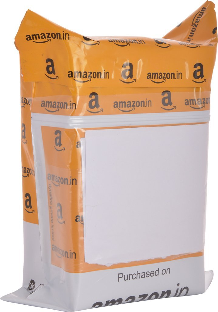 Amazon.in Branded Premium Polybag with Document Pouch