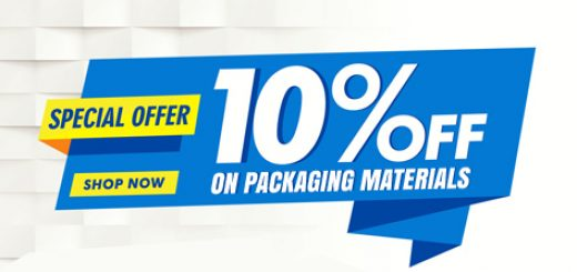 Discount Promo Code & Offer - Packing Supply