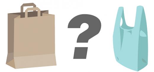 Paper vs Plastic Packing Materials