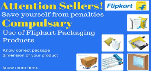 Flipkart Packaging Rules