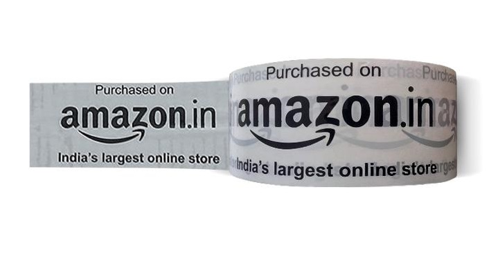 Amazon BOPP Packing Tapes
