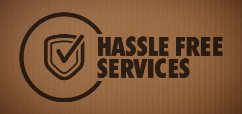 Hazzle Free Services for Packaging Materials