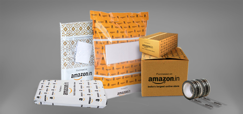 Amazon Branded Packaging Materials