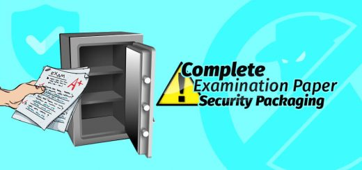 Exam Paper Security Packaging Solutions