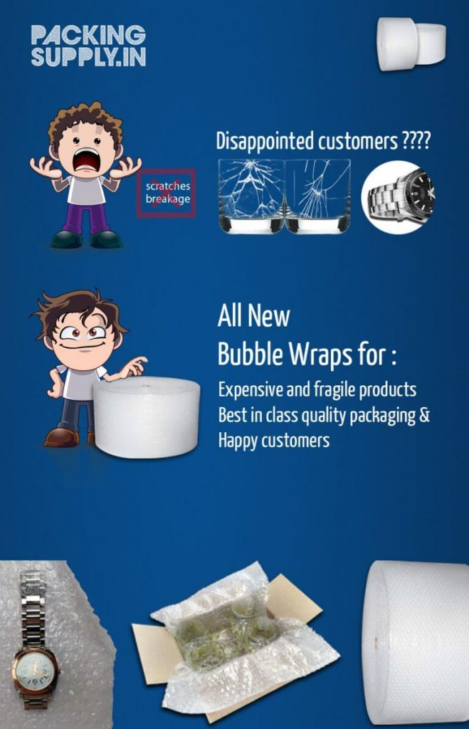 Bubble Wrap Rolls Online