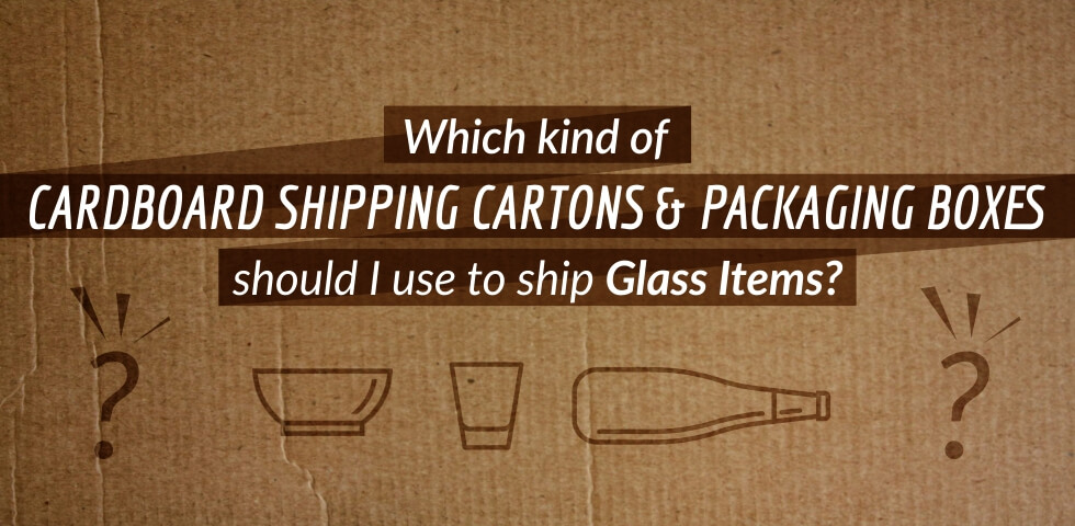 Cardboard Shipping Cartons & Packaging Boxes
