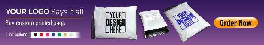 Your logo says it all - Buy custom printed bags