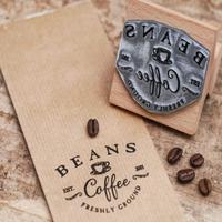 Cardboard for coffee beans