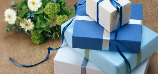 wedding gift wrap ideas