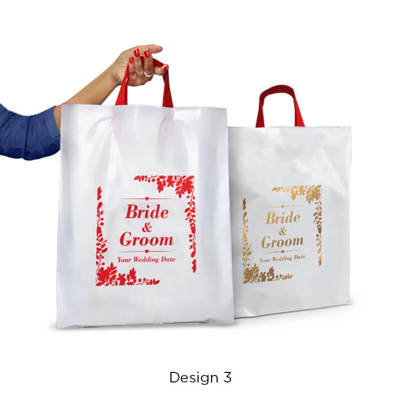 Personalized Wedding Bags Online For Guest At Wholesale Rates